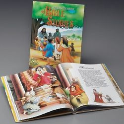 A Child's Treasury of Bible Stories Book