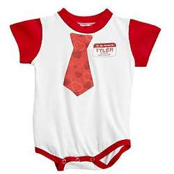Personalized Valentine Future Lady Killer Romper