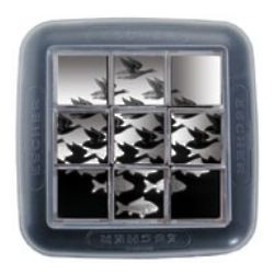 Mirrorkal Escher Images Brain Teaser Puzzle