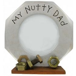 My Nutty Dad Photo Frame