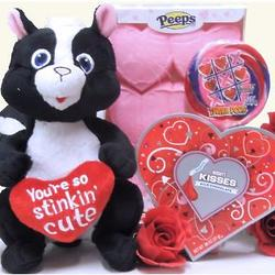 Stinkin' Cute: Valentine's Day Gift Basket for Kids