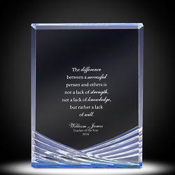 Blue Vision Eagle Award