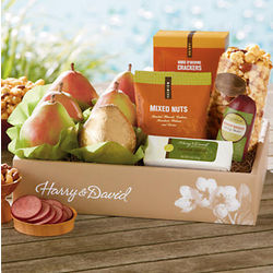 No Chocolate Harry's Fruit and Snacks Gift Box