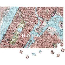 Custom Heirloom Street Map Puzzle