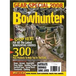 Bowhunter Magazine 10-Issue Subscription