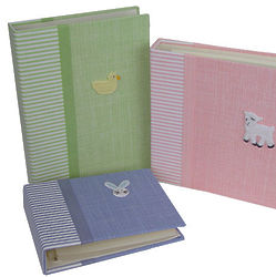 Baby Appliqué Scrap Book