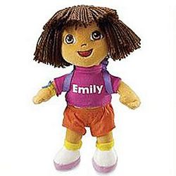 Personalized Dora the Explorer Doll