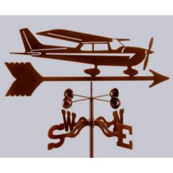Cessna Style Garden Weathervane