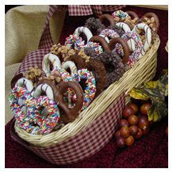 Dipzels Chocolate Covered Pretzels