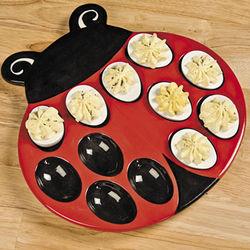 Ladybug Egg Tray