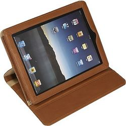 Leather iPad Flip Case