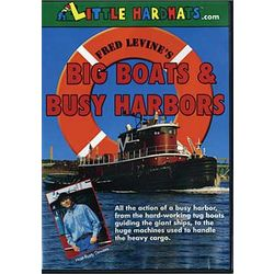 Big Boats and Busy Harbors DVD