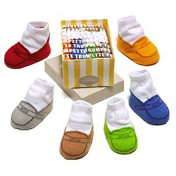 Infants Penny Loafer Socks