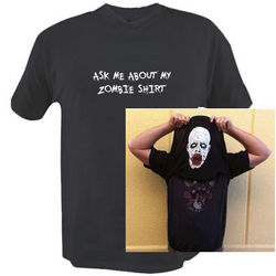 Be a Zombie T-Shirt