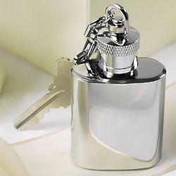 Mini Flask Key Ring