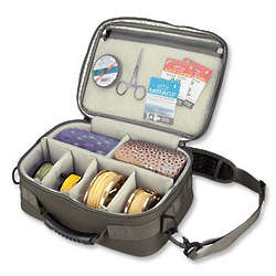 Safe Passage Fly-Fishing Reel Case