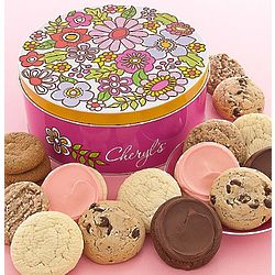 Mother's Day Sugar Free Cookie Gift Tin