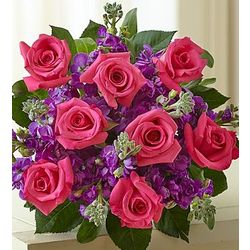 Provence Medley Flower Bouquet