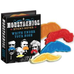Moustachios Sticky Notes