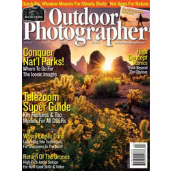 Outdoor Photographer Magazine 11-Issue Subscription