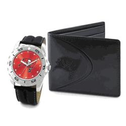 Tampa Bay Buccaneers Watch and Wallet