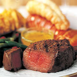 Surf and Turf Dinner Gift Box