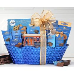 Ghirardelli Collection Gift Basket