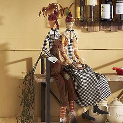 Hermione Hen Figurine