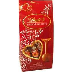 Valentine Milk Chocolate Truffles