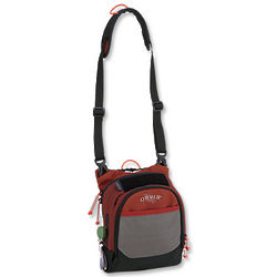 Vertical Fly Fishing Chest Pack