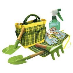 Green Thumb Garden Set Toy