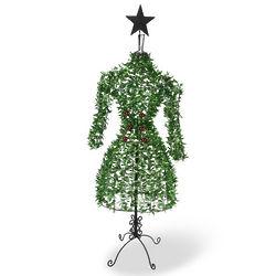 Haute Couture Christmas Tree