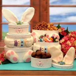 Peter's Sweet Treats Easter Gift Tower