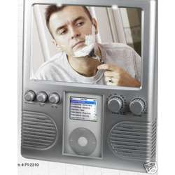 iPod/MP3 Shower Radio