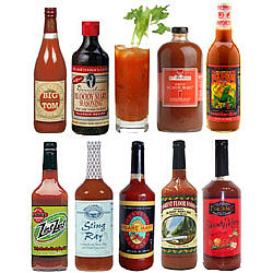 Bloody Mary Mix of the Month Club