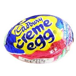 Cadbury Chocolate Creme Egg