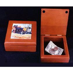 Tile Cherry Box