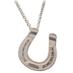 Lucky Horse Shoe Necklace