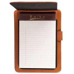 Leather Flip Memo Pad