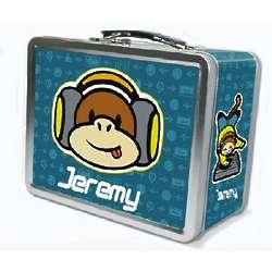 Funky Monkey Lunch Box