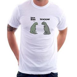 I Love You This Much Dinosaur T-Shirt