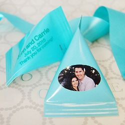 Personalized Wedding Favor Packaging