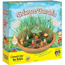 Paint a Gnome Garden Kit