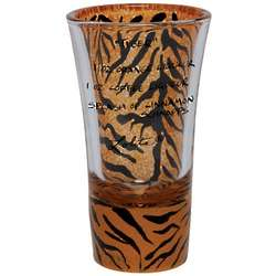 Tiger Party Shot Glass