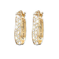 Love Always Diamond Earrings