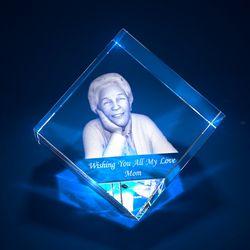 3D Laser Diamond Crystal