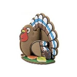 3-D Turkey Cookie Kit
