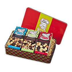 Holiday Moose Munch Trio Gift Tin