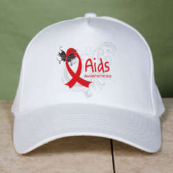 AIDS Awareness Women's Hat