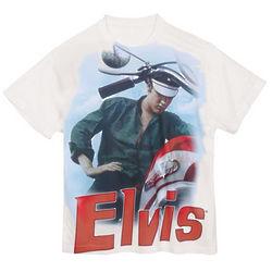 Elvis Motorcycle T-Shirt